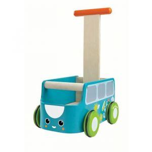 Plan Toys Chariot de marche Van Walker