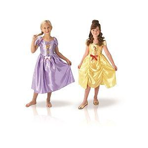 Rubie's Disney Princesses - Bi pack classique Fairy Tale Raiponce + Belle