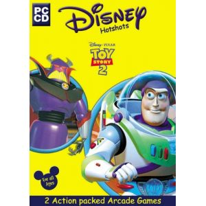 Disney Hotshots Toy Story 2: Cone Chaos / Toy Shelf Showdown [import anglais] [PC]
