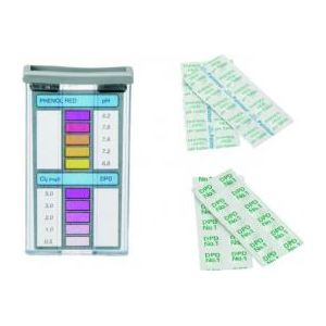 Gre 40062 - Trousse chlore + pH en pastilles DPD1