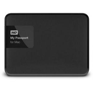 "Western Digital WDBJBS0010BSL - Disque dur externe My Passport for Mac 1 To 2.5"" USB 3.0"