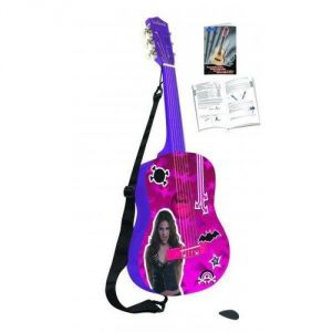 Lexibook K2000CV - Guitare acoustique Chica Vampiro