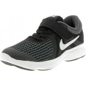 Nike Chaussures enfant Revolution 4 (PSV) Chaussures de Sport Petit Garçon Noir