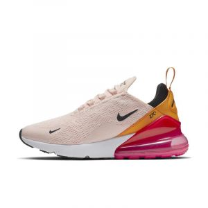 Nike Chaussure Air Max 270 pour Femme - Rose - Couleur Rose - Taille 38.5