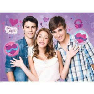 Ravensburger Violetta : Le nouveau départ de Violetta - Puzzle 100 pièces