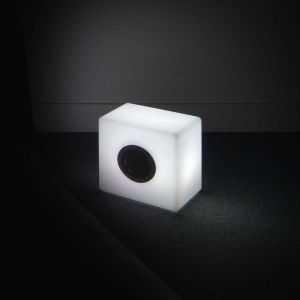 Color Block ColorCube - Enceinte Outdoor lumineuse sans fil