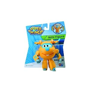 Auldey Super Wings - Roto figure : Donnie