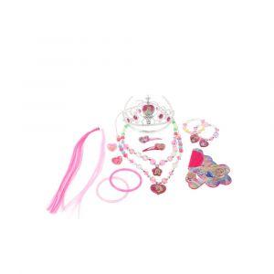 Taldec Barbie Dreamtopia - Coffret bijoux 15 pcs