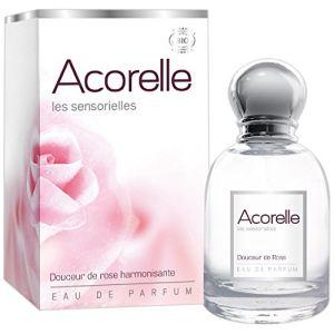 Acorelle R de Rose - Eau de parfum Bio harmonisante