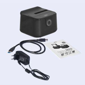 """Advance BX-3003U31 - Station d'accueil USB 3.0 pour disques durs 2.5""""/3.5"""" SATA"""
