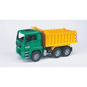 Bruder Toys 2765 - Camion Man avec benne basculante