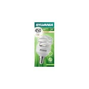 Sylvania 0035123 - Ampoule Eco Energie 80% fluo-compacte 20W chaude Culot E27