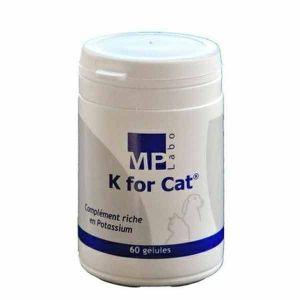 MP Labo K For Cat - Complément en potassium