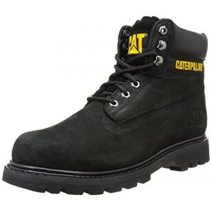 Caterpillar Boots COLORADO Noir - Taille 40,41,42,43,44,45,46