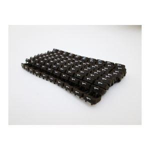 Dexlan 753471 - Bagues de marquage 1 diam 6 mm