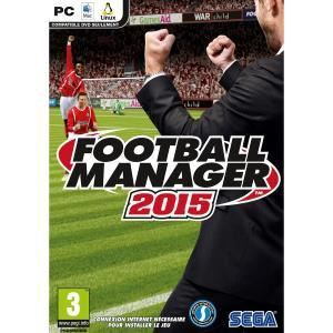 Football Manager 2015 sur PC, MAC
