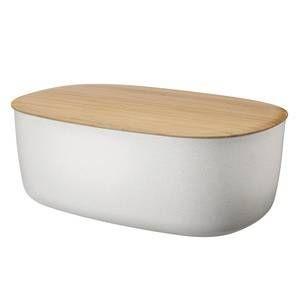 Stelton Z00038-1 Boîte à Pain Blanc