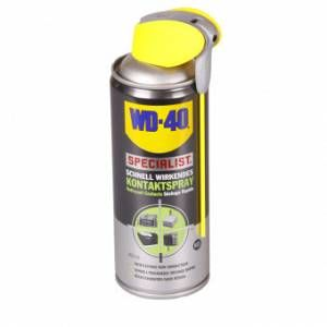 WD-40 Specialist Kontaktspray 400 Millilitres Pulvç Risateur