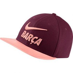 Nike Casquette réglable FC Barcelona - Rouge - Taille Einheitsgröße - Unisex