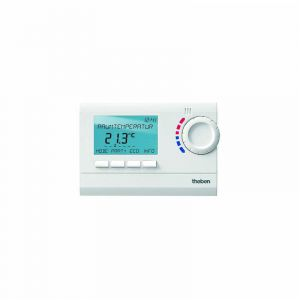 Theben 8120032 Thermostat d'ambiance programmable digital 24H RAM 812 TOP2