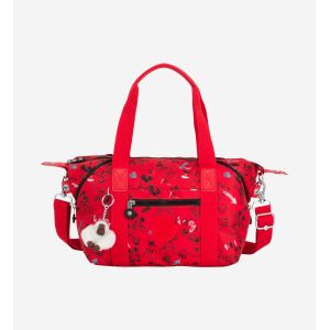 Kipling Sac besace D Art Mini Rouge