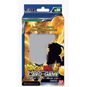 Bandai BCLDBST1206 Dragon Ball Super Jeu de Cartes : Starter Deck-Resurrected Fusion