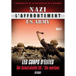 L'Affrontement Nazi : US Army - Volume 2 : Les corps d'élites