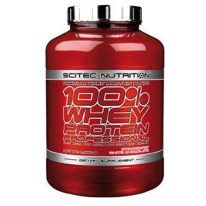 Image de Scitec nutrition 100% whey protein professional 5 lb (2350g) chocolat