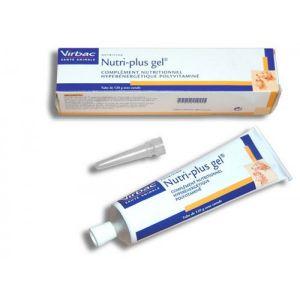 Virbac Nutri plus gel 120 g pour chien