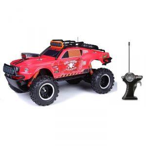 Bburago Desert Rebels Mustang GT - Voiture radiocommandée