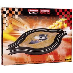 Carrera Toys 61648 - Circuit à 1 voie pour circuit Go!!! et Digital 143
