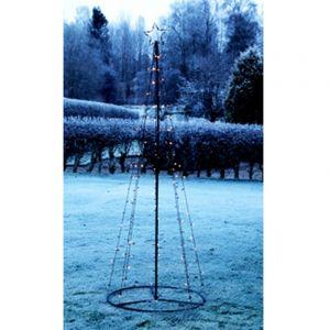 Sapin LED Light Tree en partie clignotant