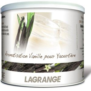 Lagrange 380010 - Aromatisation vanille pour yaourtière