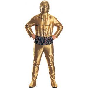Rubie's Déguisement C-3PO classique Star Wars adulte (taille M ou L)