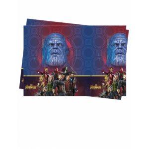 Nappe en plastique Avengers Infinity War 120 x 180 cm Taille Unique