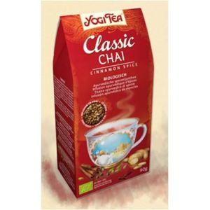 Yogi Tea Classic Chai - Infusion Bio d'herbes et de fleurs