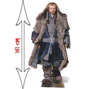 Figurine géante en carton Thorin the Hobbit (161 cm)