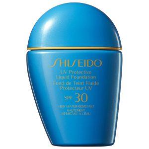 Shiseido Ivoire Foncé - Fond de teint fluide protecteur UV SPF 30