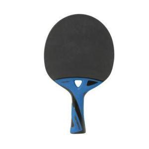 CORNILLEAU Nexeo X90 Raquettes de ping Pong en Carbone, Bleu/Noir