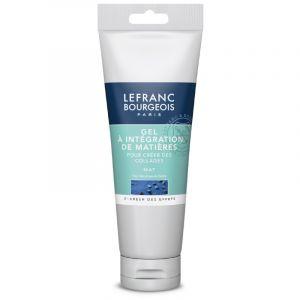 Lefranc & bourgeois Gel à intégration de matière - Brillant - 250 ml