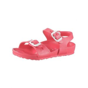 Birkenstock Sandales enfant RIO-EVA rose - Taille 26,28,29,31,32