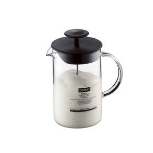 Bodum 1446-01 - Mousseur à lait Latteo avec anse (0,25L)
