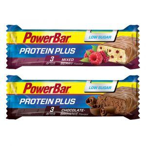 Powerbar Barres énergétiques Proteinplus Low Sugar Box 30 Unités