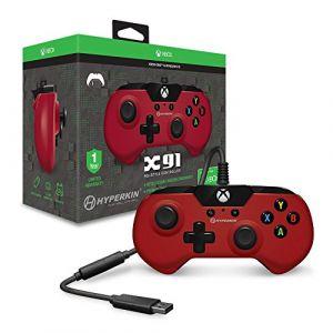 Hyperkin X91 - Joystick Xbox One (Analogique,fil,USB)