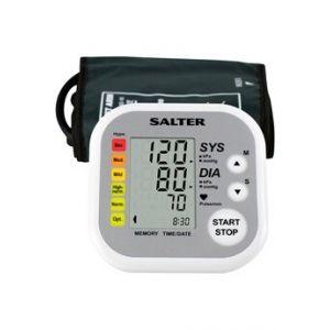 Salter BPA-9201-EU - Tensiomètre et Oxymètre de pouls