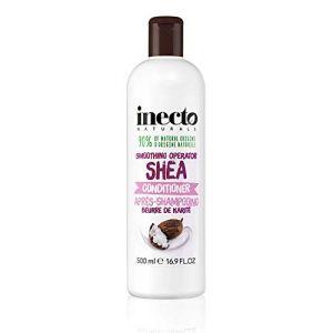 Inecto Naturals Après-shampooing - Beurre de Karité - 500 ml
