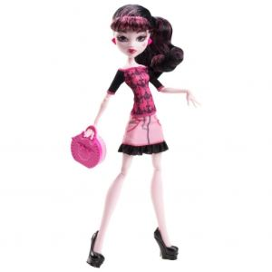 Mattel Monster High Draculaura en week-end