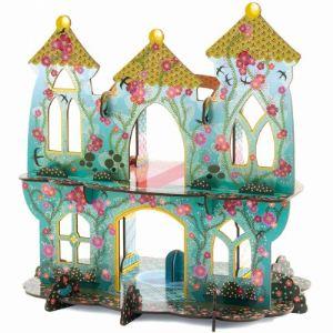 Djeco Château des merveilles 3D