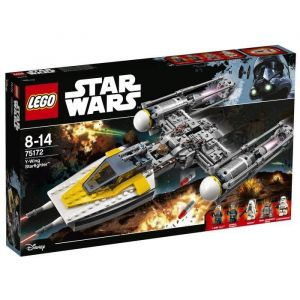 Lego 75172 - Star Wars : Y-Wing Starfighter