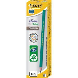Bic 12 crayons Evolution HB (2 mm)